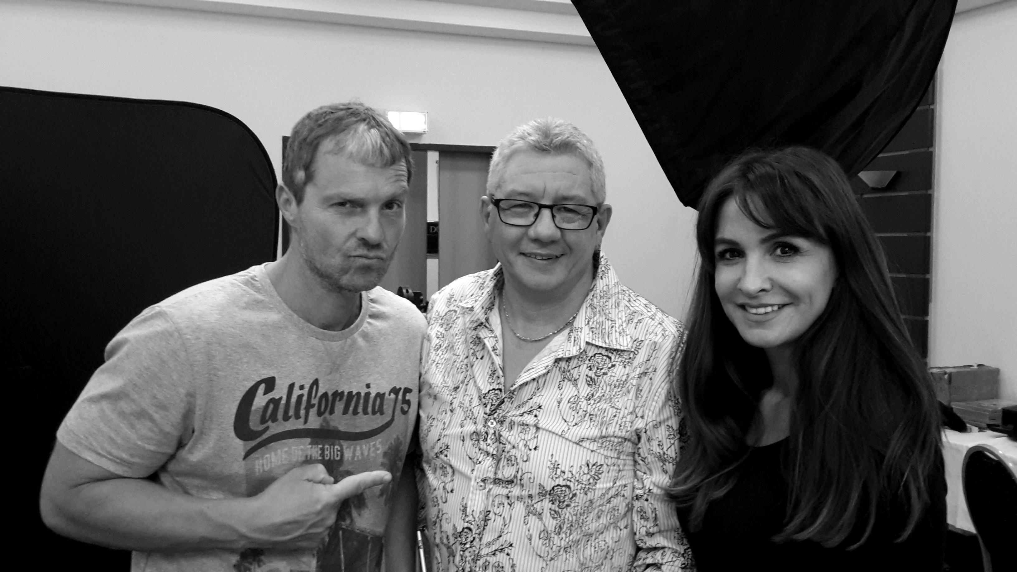 Mit Nelly und Manfred Baumann